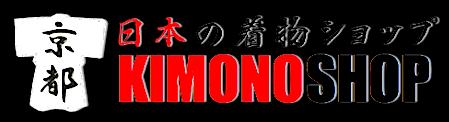 Logo noir kimonoshop fr