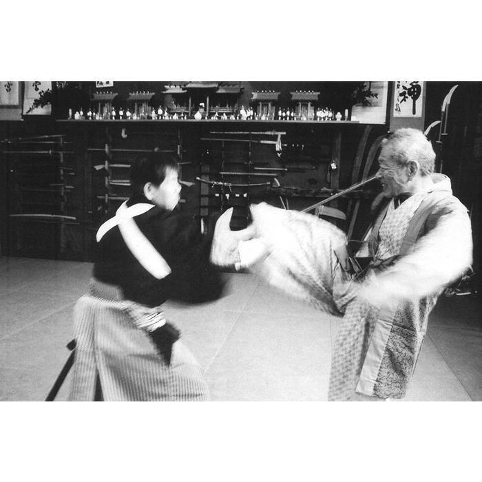 Muto Dori Happo Biken par Maitre Hatsumi