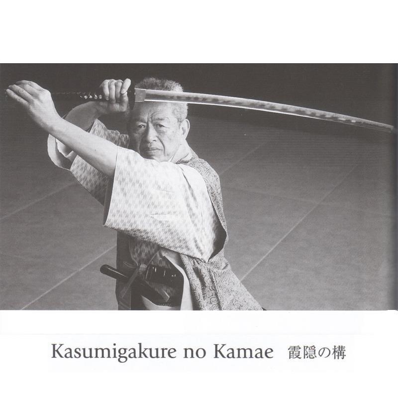 Maitre Hatsumi Kasumigakure No Kamae