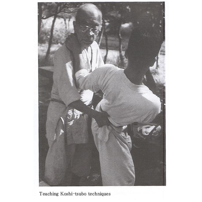 Maitre Hatsumi & Takamatsu Toshitsugu sensei