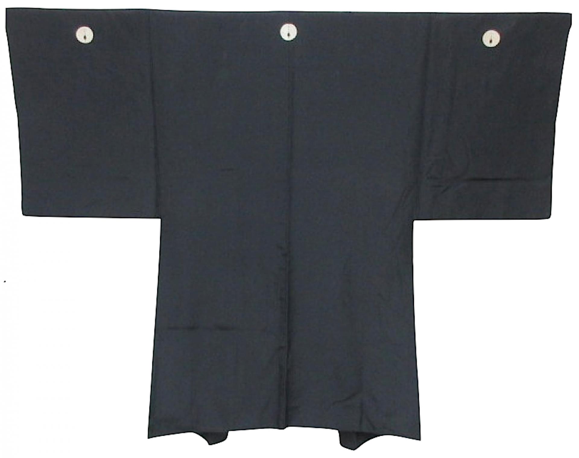 Antique haori samourai meoto iwa ise maruni dakimy 1