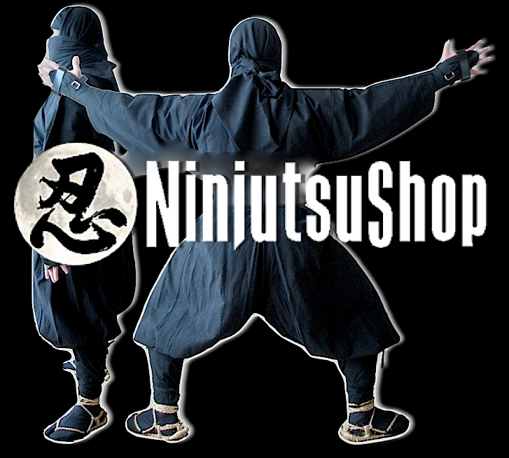 Authentique luxe shinobi shozoku tenue ninja fait main au japon