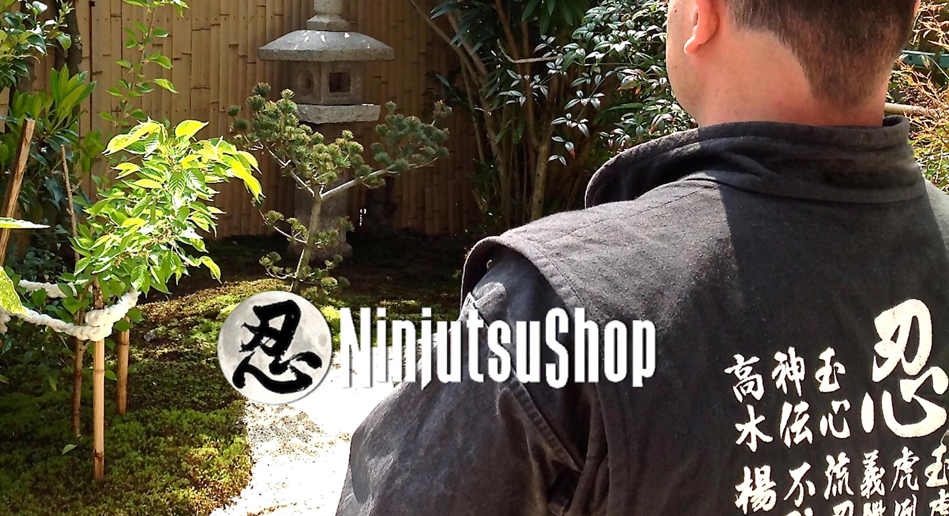 Des pratiquants Ninjutsu du Japon au service des pratiquants Ninjutsu du monde entier !