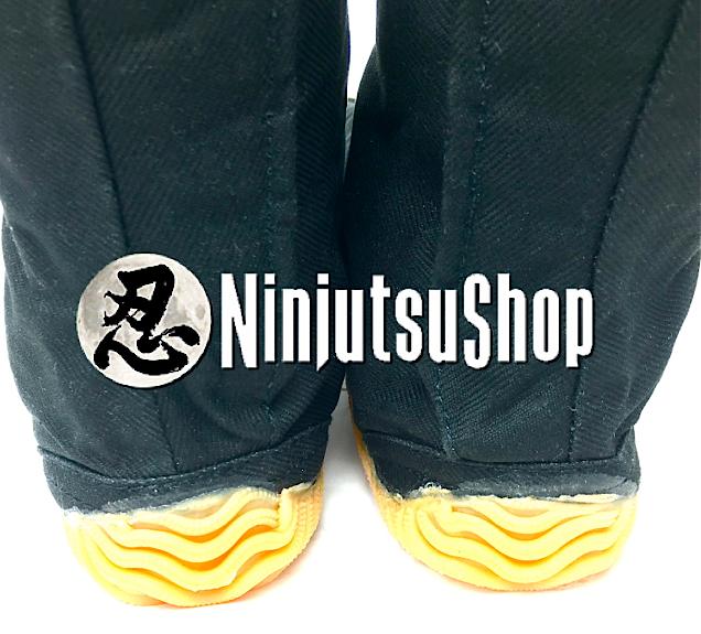 Finition talon jikatabi ninja jog 12 kohaze ninjutsushop com