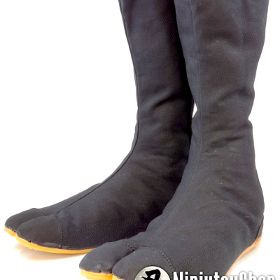Rikio Fighter Ninja Shoes Jikatabi Boots 12 Kohaze