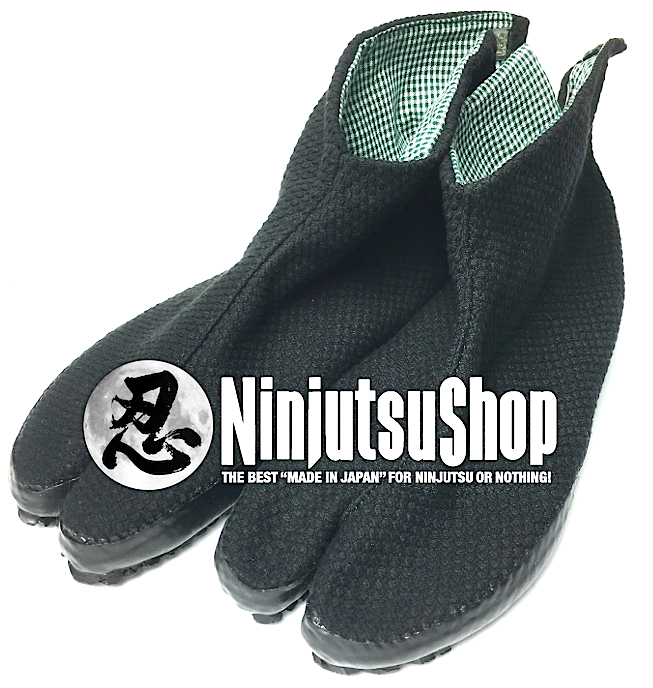 Jikatabi ninja sashiko 3 kohaze wamon