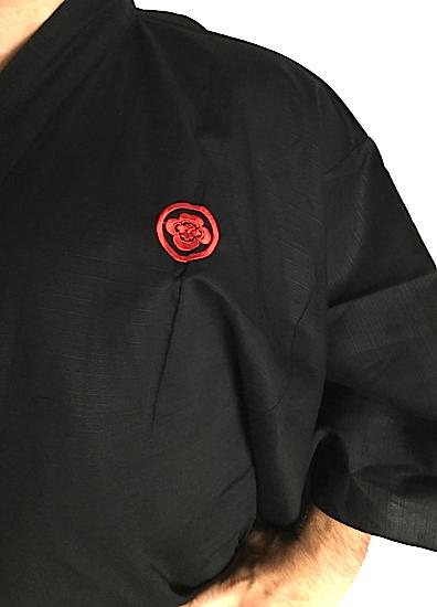 Kimono japonais samourai homme 3