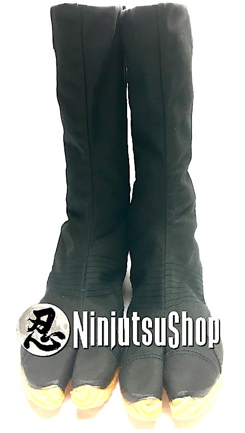 Ninja jikatabi shoe black ninjutsushop com