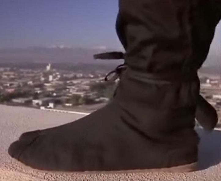 Ninja jikatabi shoe revenge of ninja