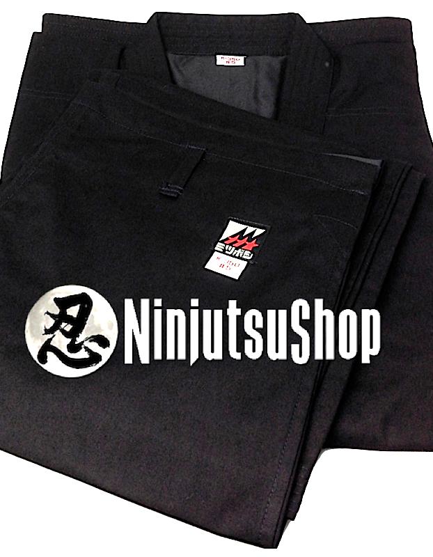 Ninjutsugi dogi ninjutsu mitsuboshi ninjutsushop com
