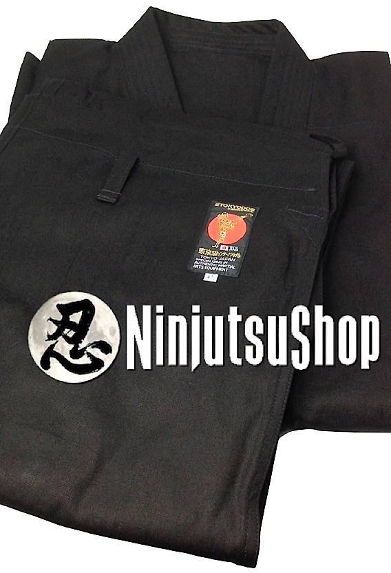Ninjutsugi dogi ninjutsu tokyodo ninjutsushop com