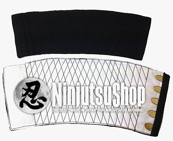 Tekkou ninjutsu sashiko noir coton 2