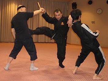Tokakureryu goshinjutu