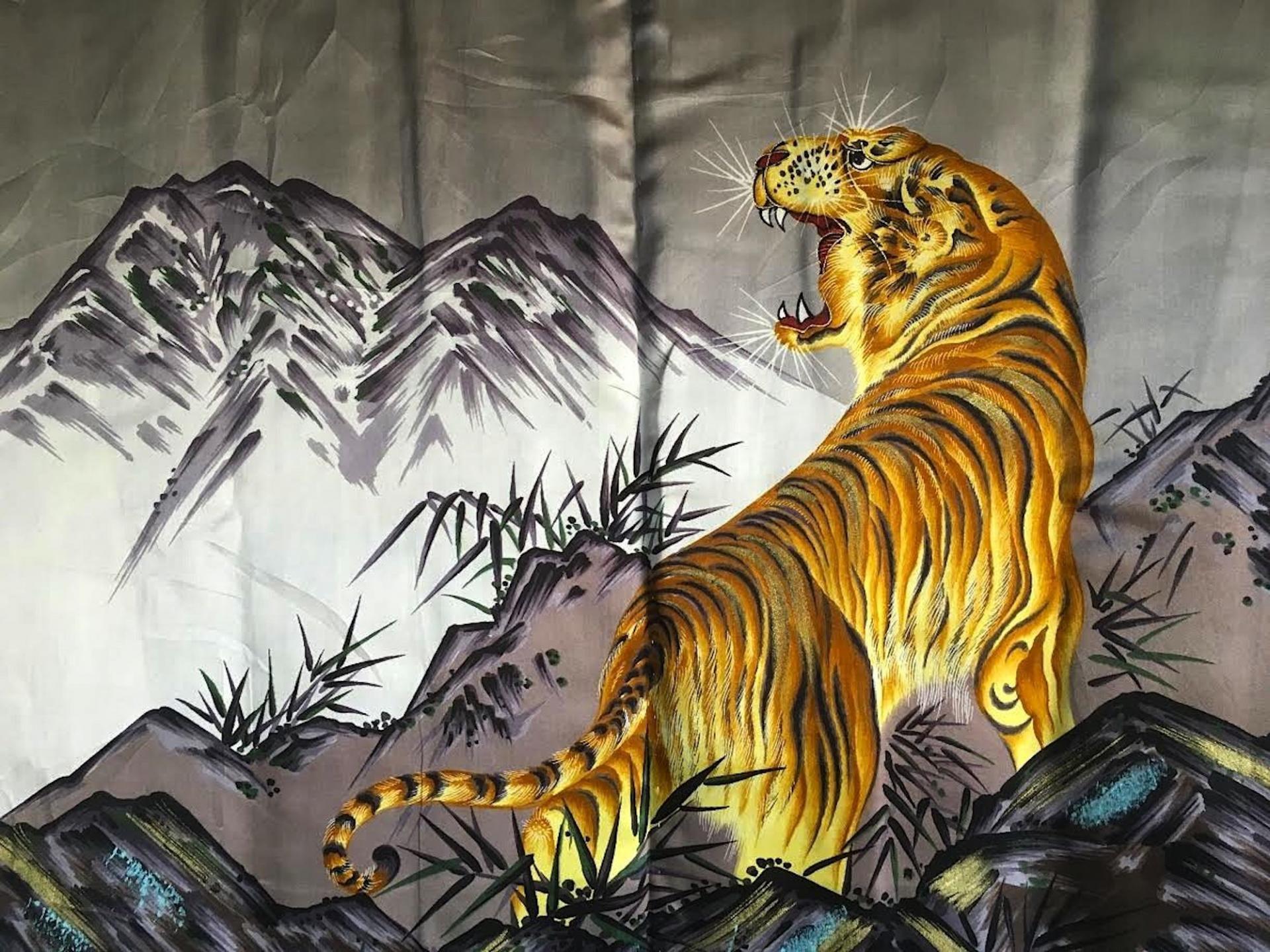 Tora le tigre